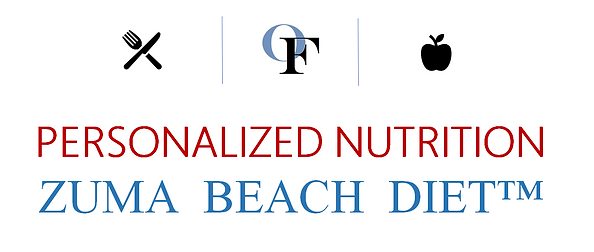 Personalized Nutrition Zuma Beach Diet p