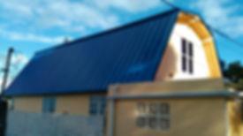 Techos en aluminio, techos en galvalum