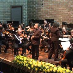 Nielsen Clarinet Concerto