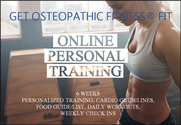 Get fit 6 weeks online personal training