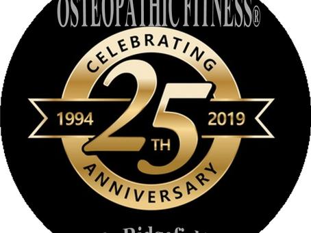 Personal Trainer Celebrates 25 Years in Ridgefield