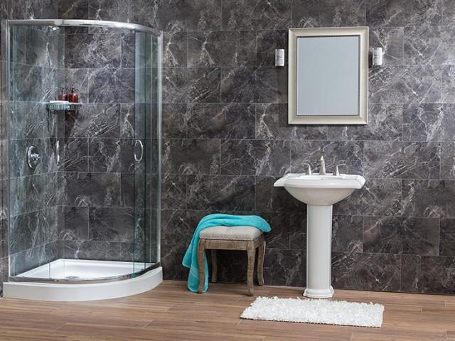 DumaWall Interlocking, Waterproof Wall Tiles
