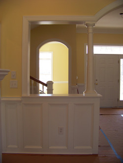 View into Family Room