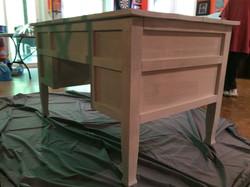 Refurbished desk by Rave