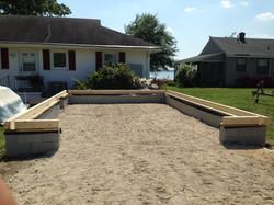 Foundation for Garage