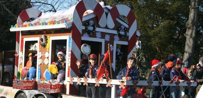 2019 Christmas & Holiday Parade