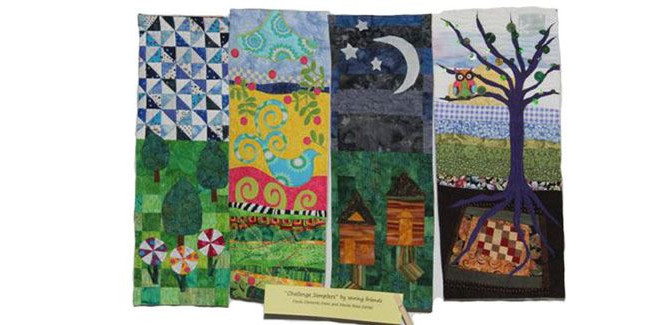 2019 Quilts of River Country