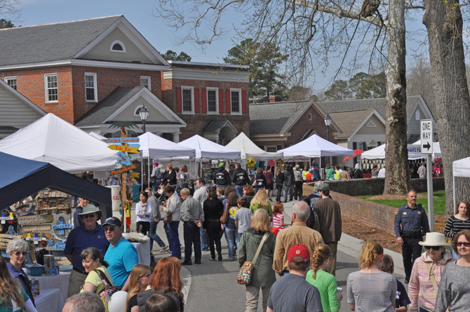 Upcoming March & April Events in Gloucester, VA