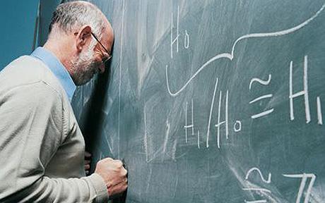 Failed teacher