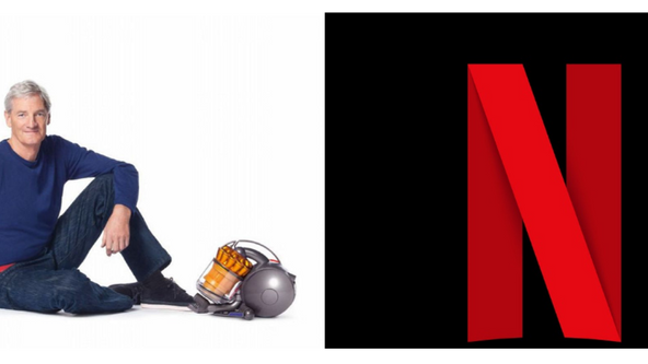 Dyson vs Netflix: who is more successful?