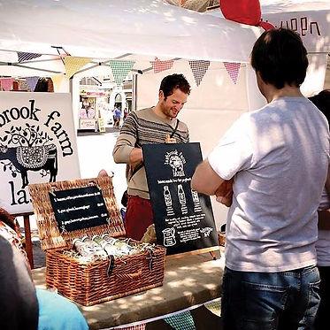 Lashbrook Lassis at Newbury Food Festival