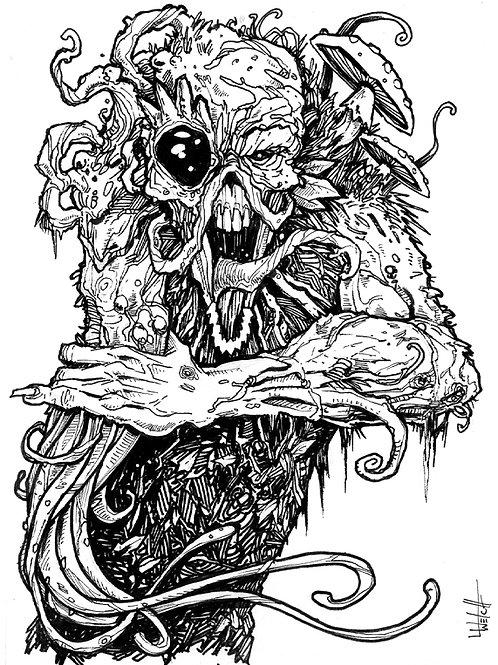Mutated Swampmonster