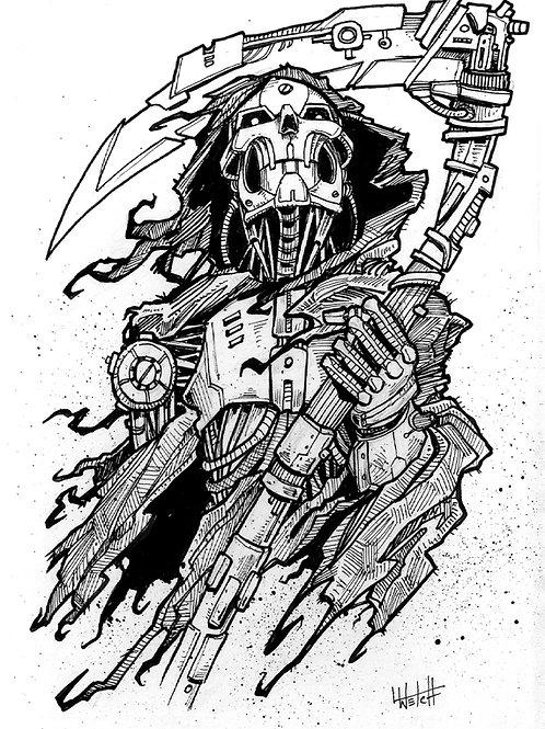 Robotic Reaper