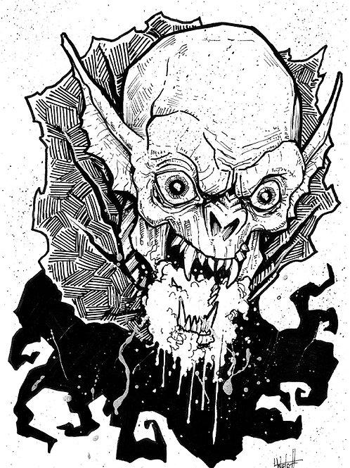 Rabid Vampire