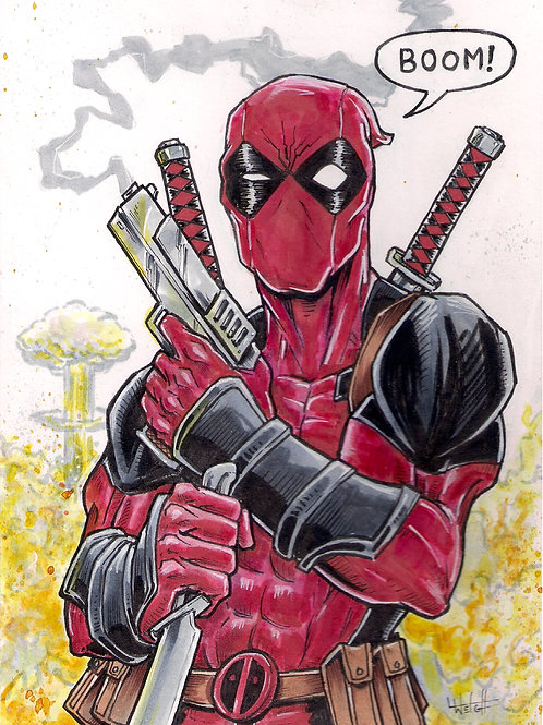 Deadpool - Boom!