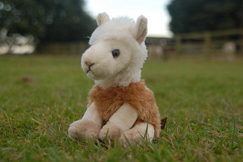 Plush Soft Toy Alpaca (15 cm)