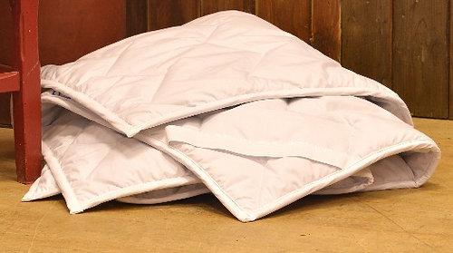 organic alpaca wool mattress topper