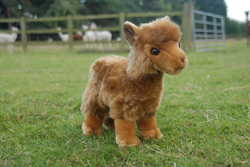 Plush Soft Toy Alpaca (20 cm)