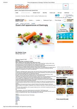 The Straits Times SoShiok