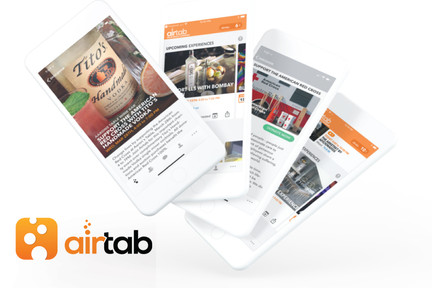 AirTab   Social Drinking Network