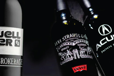 Custom Bottles and Glassware