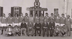 1972 Combined Services tour of Gibraltar