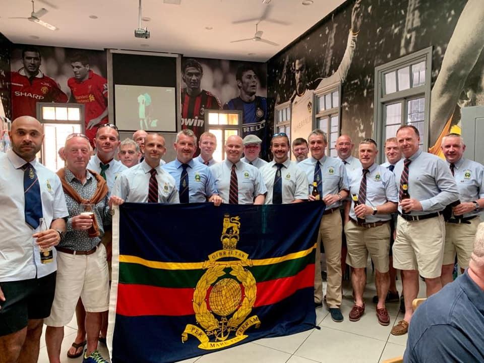 2019 RMA FC Malta tour