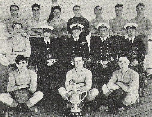 1930-33 HMS Royal Sovereign