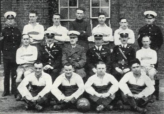 1938 Royal Marines (Deal) FC