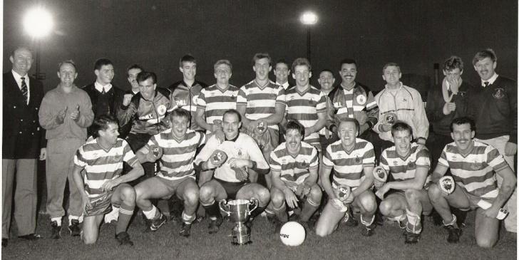 1988 Inter Commands Winners RMFA