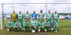 2009 Vets Reunion Laurels team