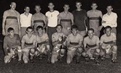 1970 Trafalgar Cup Winners, Royal Marines