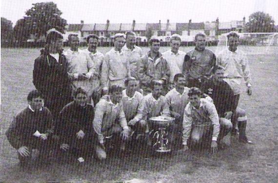 1992 Tunney Cup winners 40Cdo