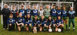 1989 Royal Marines Football Squad
