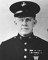 Sergeant Major Charles Francis USMC