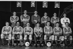 1981 RM Poole Wednesday League Winners
