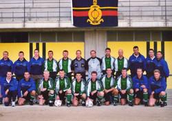2001 RMFA Spain tour team phot
