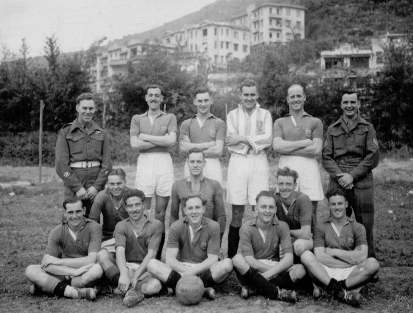 1946 B Troop 45Cdo Hong Kong