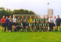 2002 Inter Commands Winners RMFA