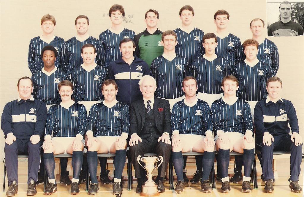 1985 RNFA Inter Service Winners