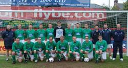 2006 Exeter City 3 (Lee Phillips,Neil Martin,Jamie Mackie) Royal Marines 1 (Jay Barton)