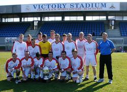 2008 Navy Cup Winners 45 Cdo RM