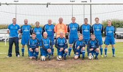 2016 Vets Reunion Laurels Team