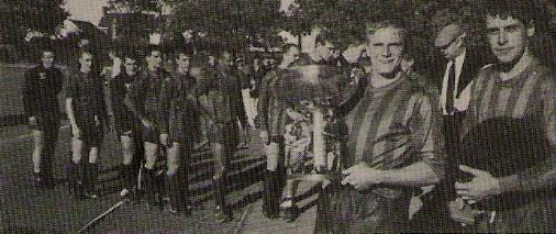 1988 Tunney Cup Winners 45Cdo RM