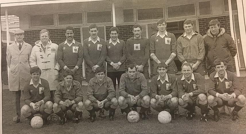 1981 Royal Marines Football Team.png