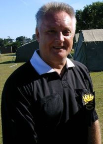 Phil Shuttleworth Royal Marines