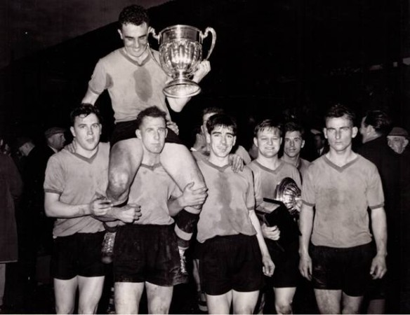 1961 14th December ITCRM win the Navy Cup