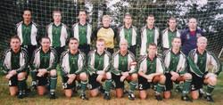 2002 Budleigh Salterton 2 Royal Marines 0
