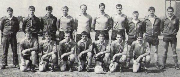 1985 Jubilee Cup Winners CTCRM