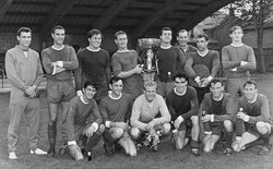 1968 Tunney Cup Winners Depot RM